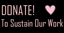 Donate to sustain our work