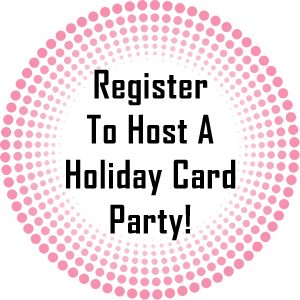 2017 Holiday Card Party – Register Today !